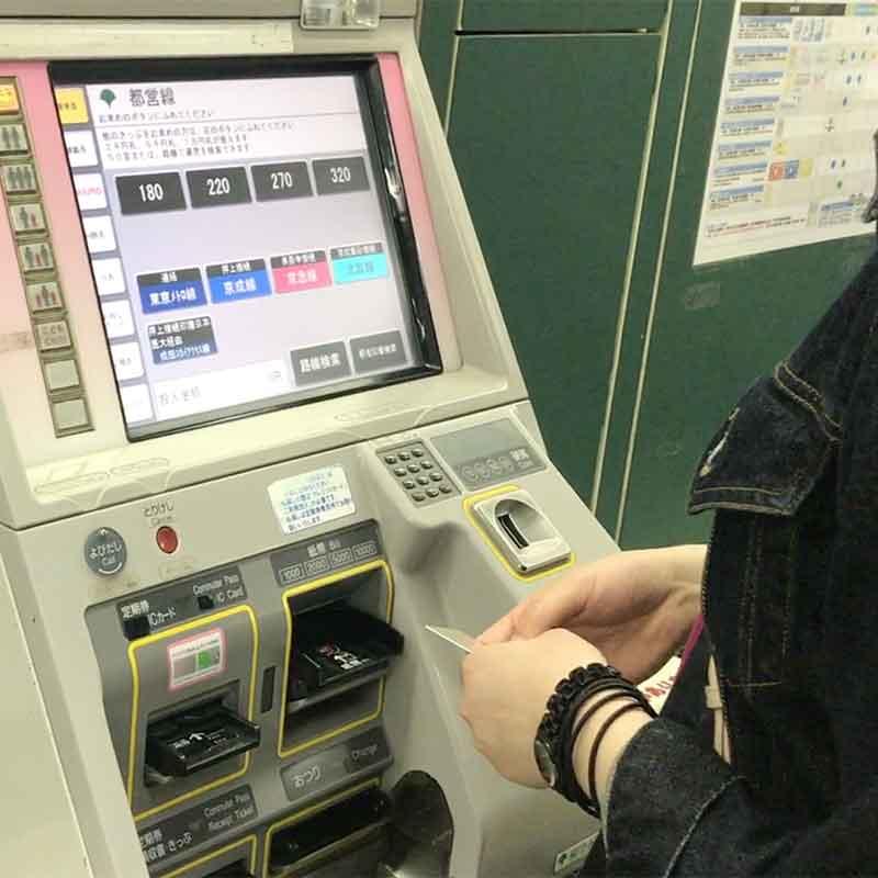 [Easy Japanese]PASMOの使(つか)い方(かた) - 電子(でんし)マネー