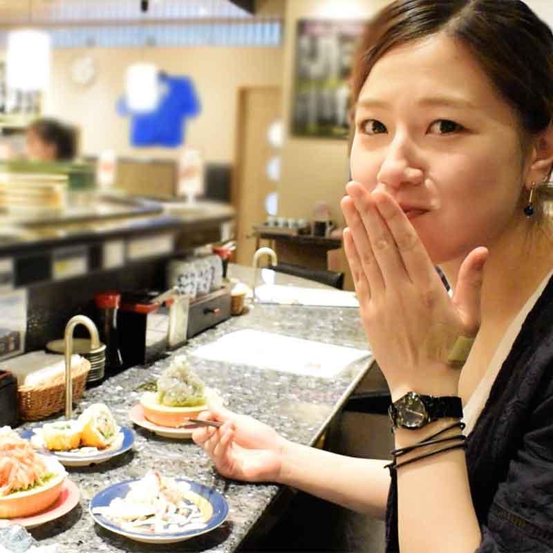 [Easy Japanese]SUSHI-Bar GINZA NUMAZUKO 銀座沼津港