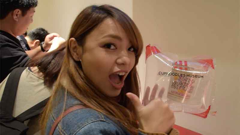 [Easy Japanese]Welcome to cupnoodles museum in Yokohama